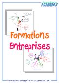 Formations entreprises