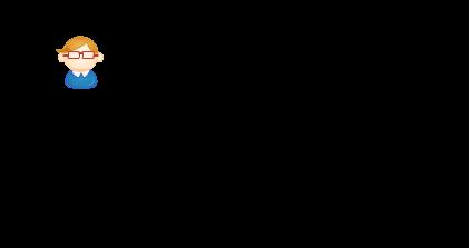 Illustration de la partie haute d'un CV, avec la photo, l'adresse et la fonction