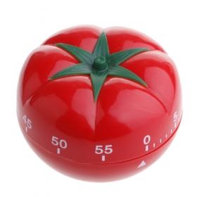 Pomodoro - la minuterie des années 80 en forme de tomate