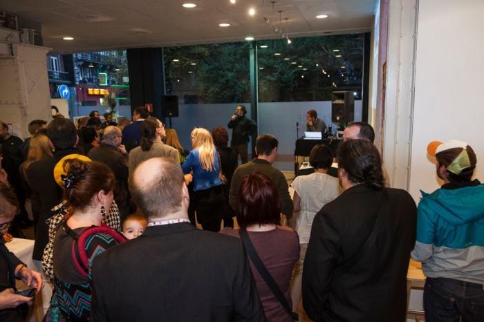 L'inauguration de l'espace de Coworking La Forge à Liège a été un succès
