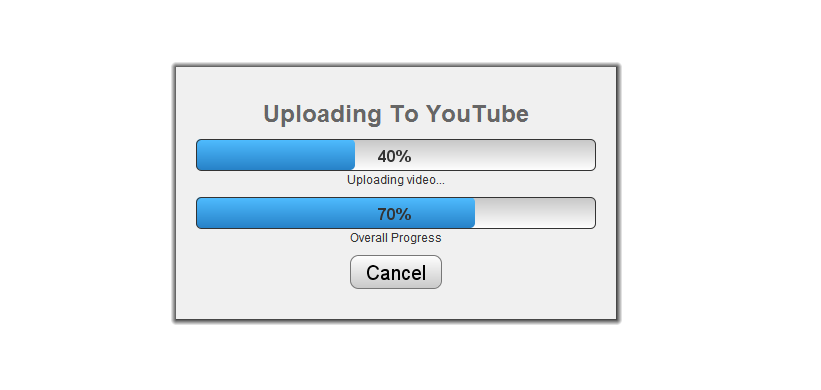 Uploading your presentation to Youtube !