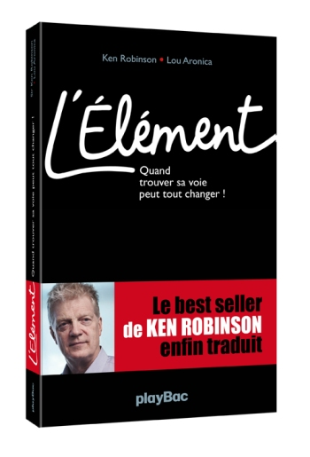 Le nouveau livre de Ken Robinson en français
