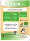 Affiche de la journée du logiciel libre, pour découvrir les applications gratuites, open sources et communautaires