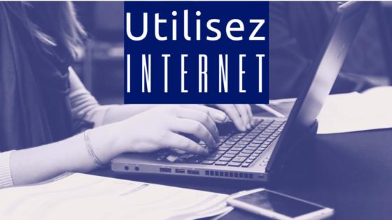 Surveillez vos candidatures avec Internet quand vous êtes en vacances