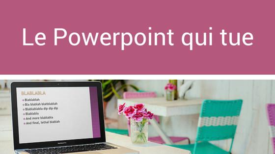 Mettre un Powerpoint en ligne et croire que les apprenants vont se précipiter pour s'inscrire à votre cours en e-learning : l'erreur la plus courante