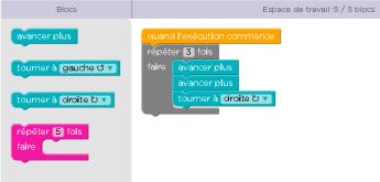 Comment apprendre à coder ? Avec des jeux et des blocs d'instructions qui se transforment en code compréhensible par l'ordinateur