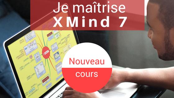 Une nouvelle formation en ligne pour maîtriser XMind 7 et le mindmapping