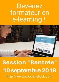Devenez formateur / formatrice en elearning, blended learning ou microlearning avec notre formation 100 % en ligne et 100 % efficace !