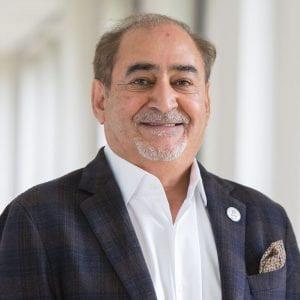Ali Jafari, professeur à l'Université de Purdue et CEO de Course Networking