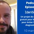 Podcast Formation 3.0 - Episode 6 - Jérôme Bianchi - Identidys - outil gratuit de dépistage des troubles Dys
