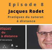 Jacques Rodet : Pratiques du tutorat à distance